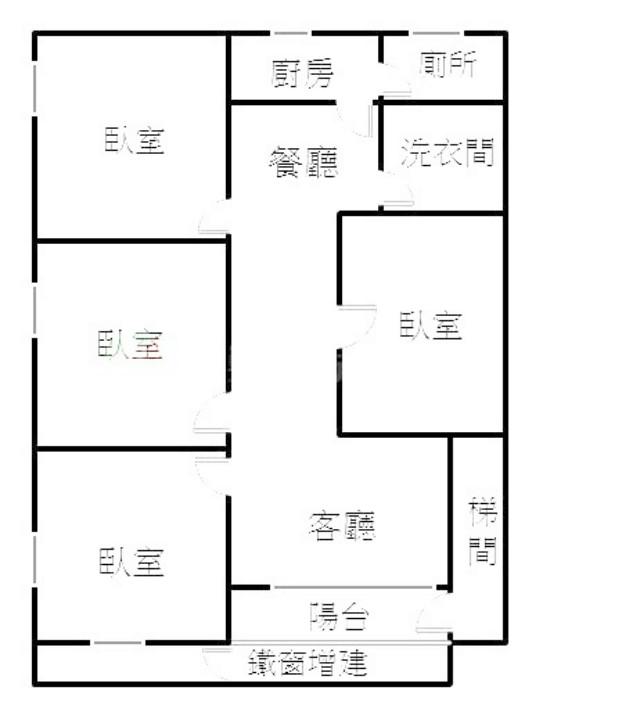 A92邊間方正3F公寓,新北市新莊區幸福路