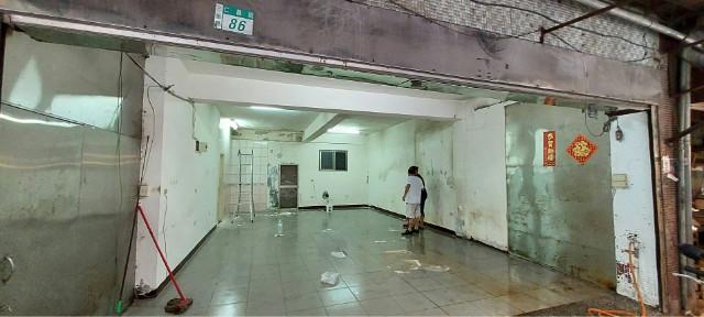 E186仁昌市場金店面,新北市三重區仁昌街